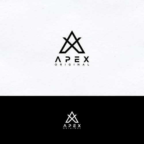 simple strong and elegant concept for APEX ORIGINAL