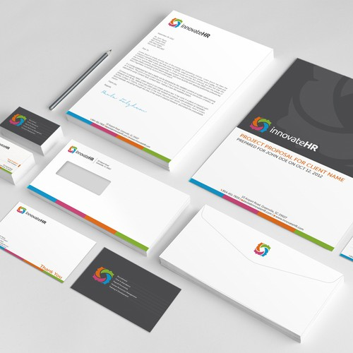 New stationery wanted for Innovate HR