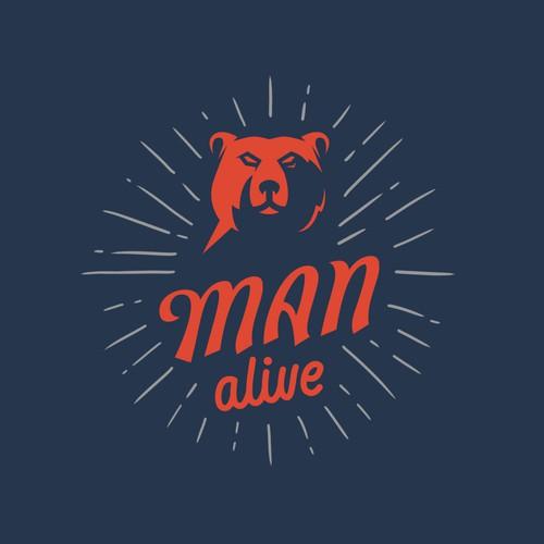 Man's Grooming Logo