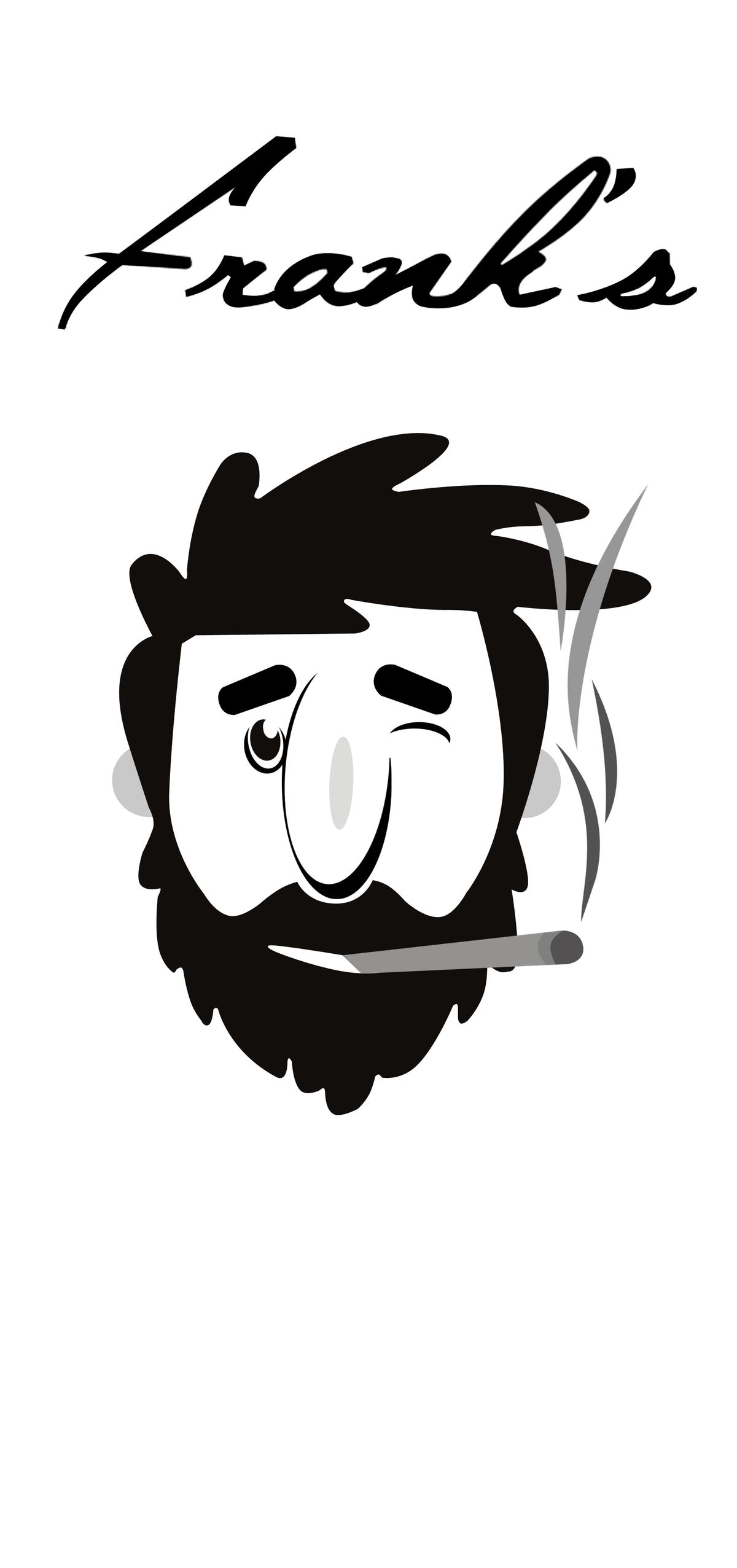 FP - Smoking Man Image