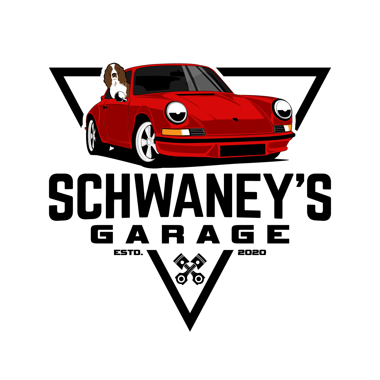 Help me design my classic car collection logo!