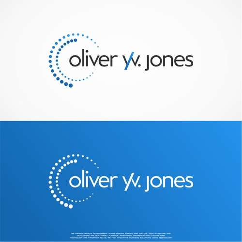 Oliver W. Jones