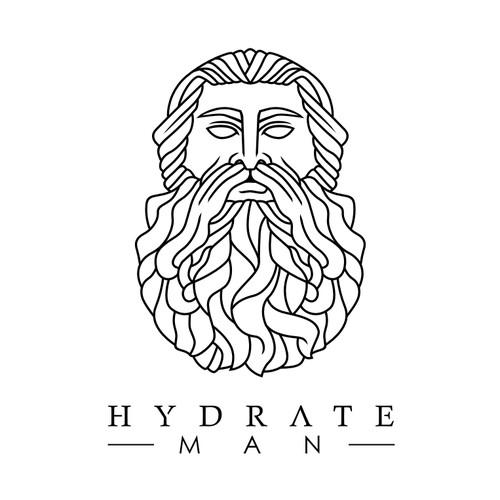 beard oil logo