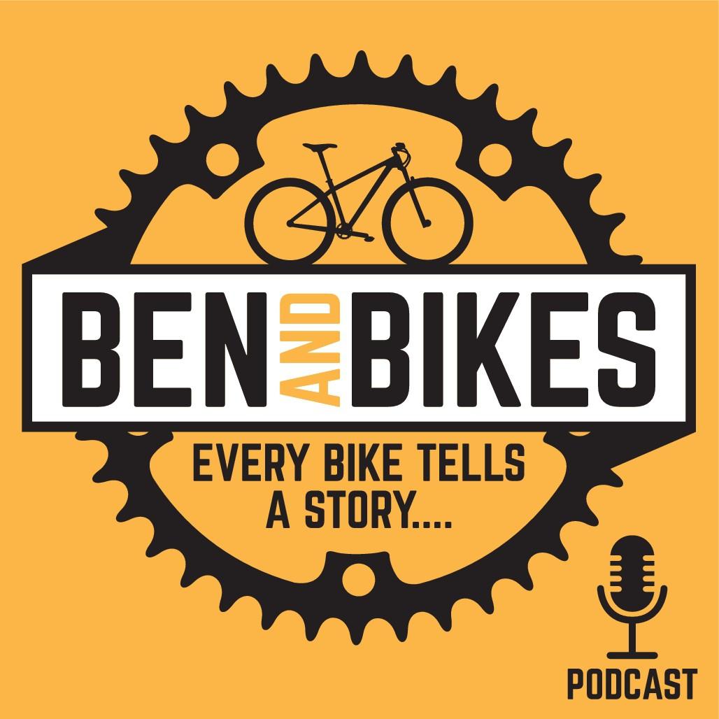 New Logo for the Ben & Bikes Podcast