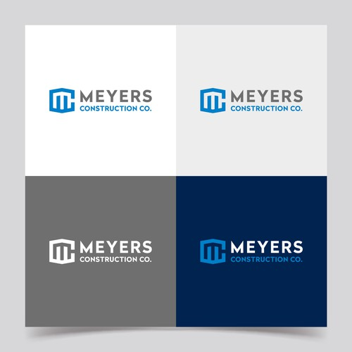 Design a construction company logo