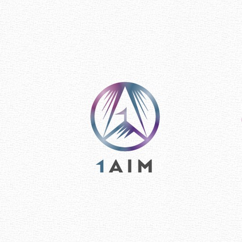 Vibrant Logo Design for 1AIM