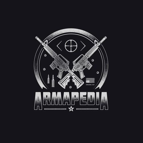 armapedia t shirts design