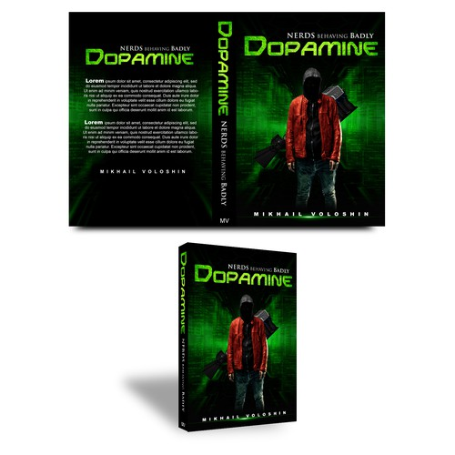 Dopamine Book Cover