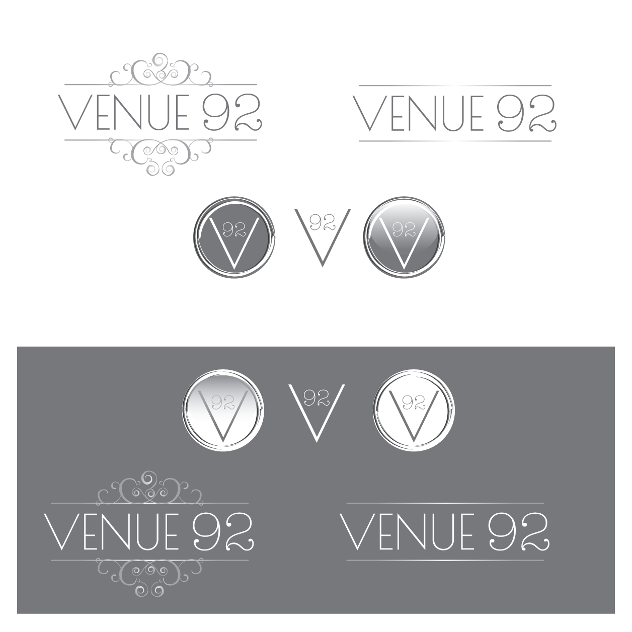 New logo wanted for Venue 92