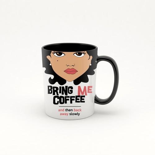 fermale mugs