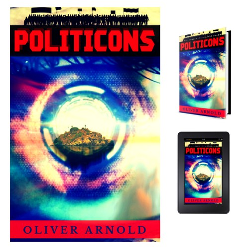 political book cover