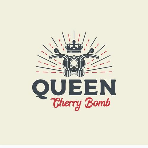 Queen cherry bomb