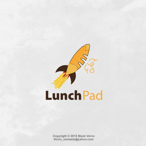 LunchPad: Order lunch, Fast & Easy. But first: design our new logo!