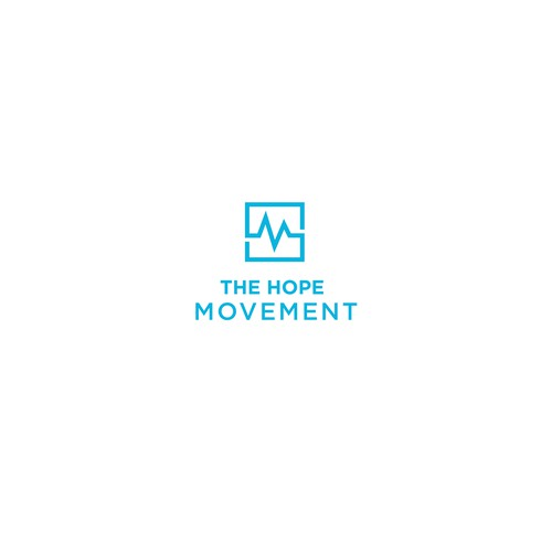 Create an innovative logo for The Hope Movement