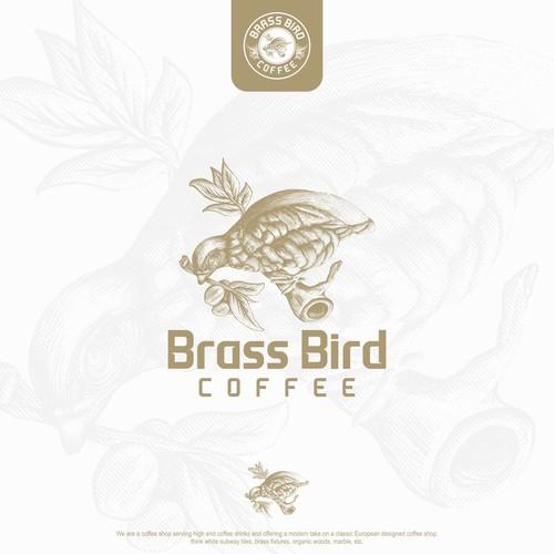 Bird Cofee logo