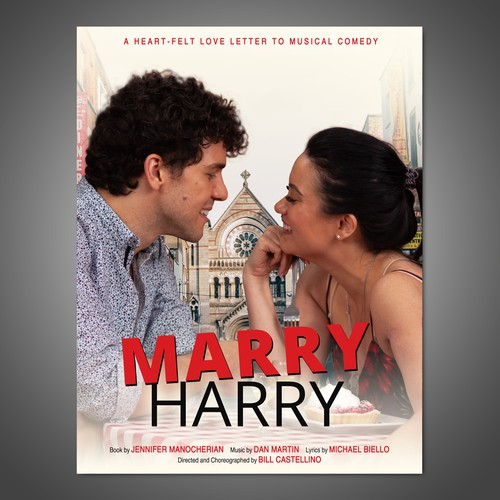"Poster for movie ""Marry Harry"""
