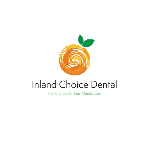 Logo for dental practice in California.