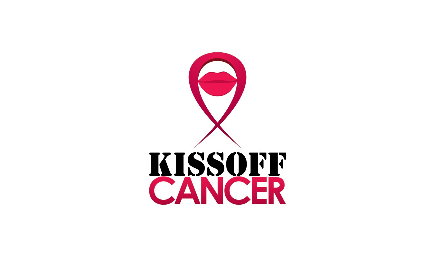 Create THE logo for new company KissOffCancer
