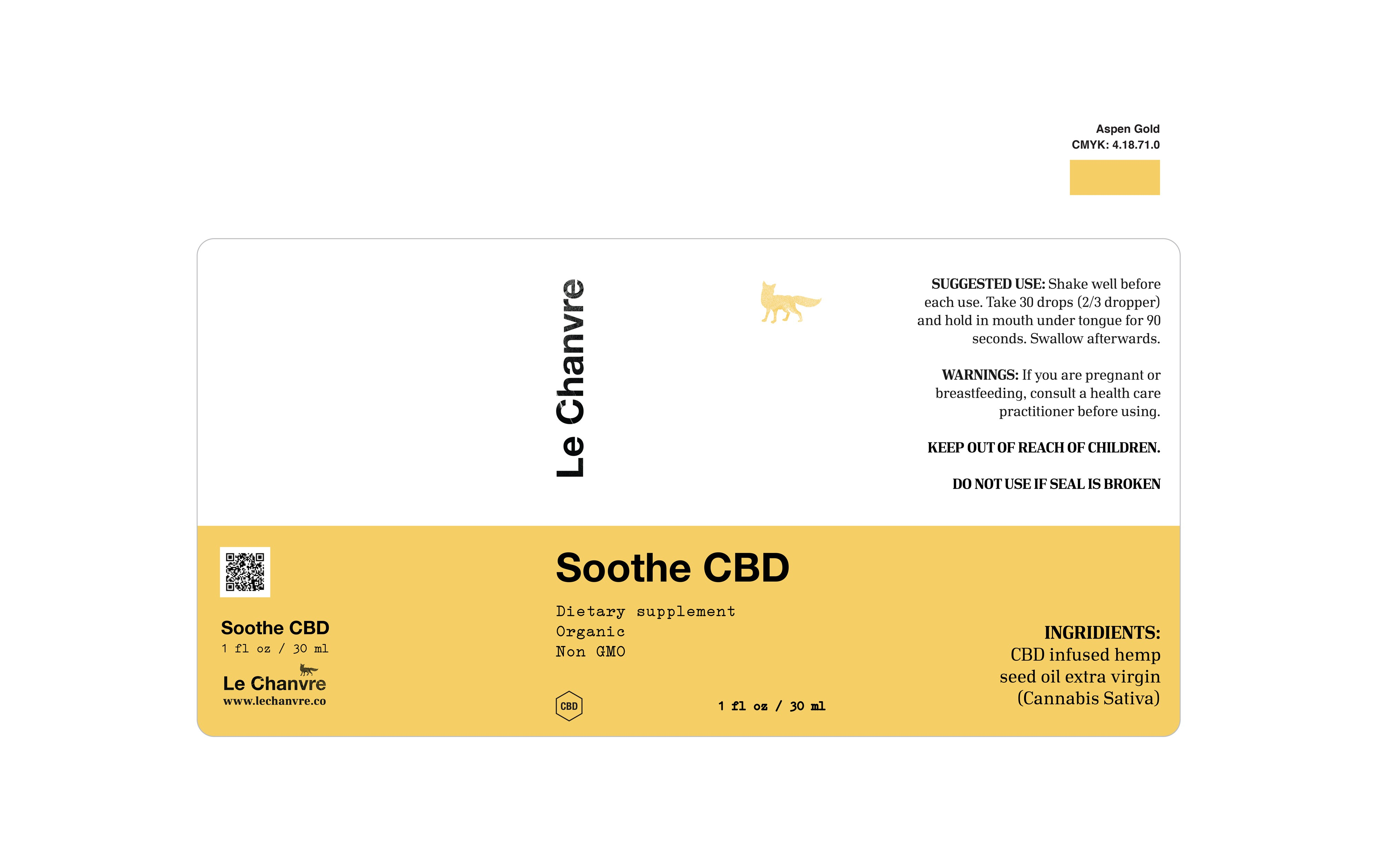 Premium CBD brand packaging - with much more work to come!!