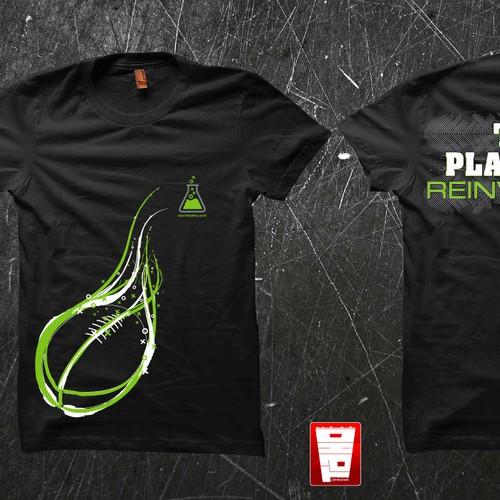 SportsLab T-Shirt Design