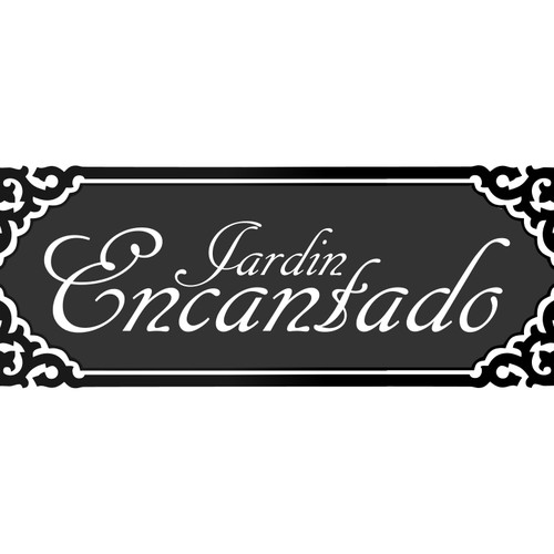 Logo Design for Jardin Encantado
