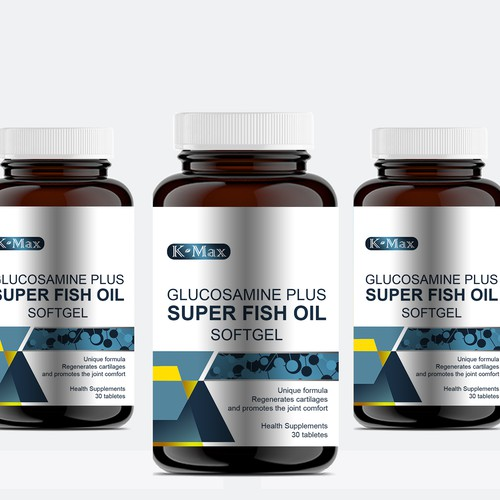 K-Max - Health Supplements