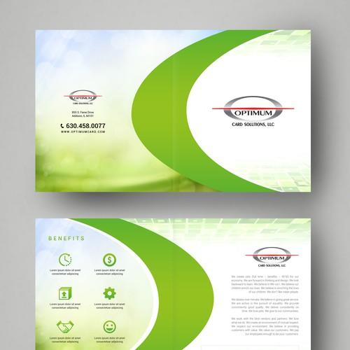 Optimum Card - Reveal Card Brochure
