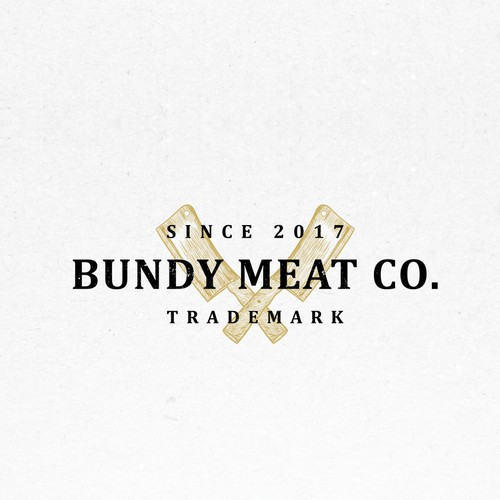 Concept for Bundy Meat Co