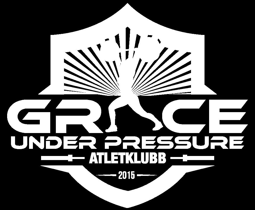 Grace Under Pressure Logo