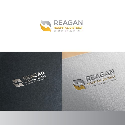 Create a new logo for a state-of-the-art hospital in West Texas
