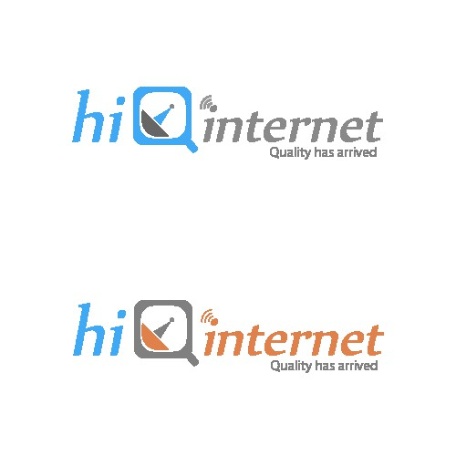 Help rebrand our Internet Service Provider to show speed and quality.