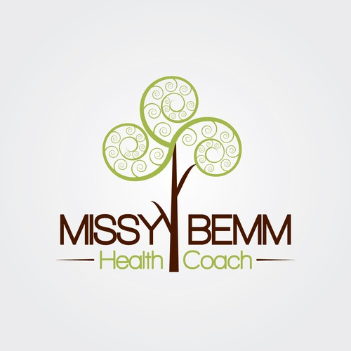Logo for Missy Bemm Health Coach
