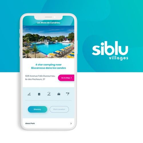 Holiday Booking App