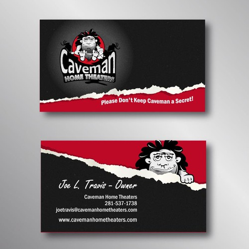 Design for letterhead and email signature