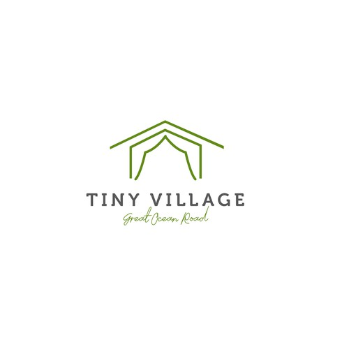 Tiny Village Logo