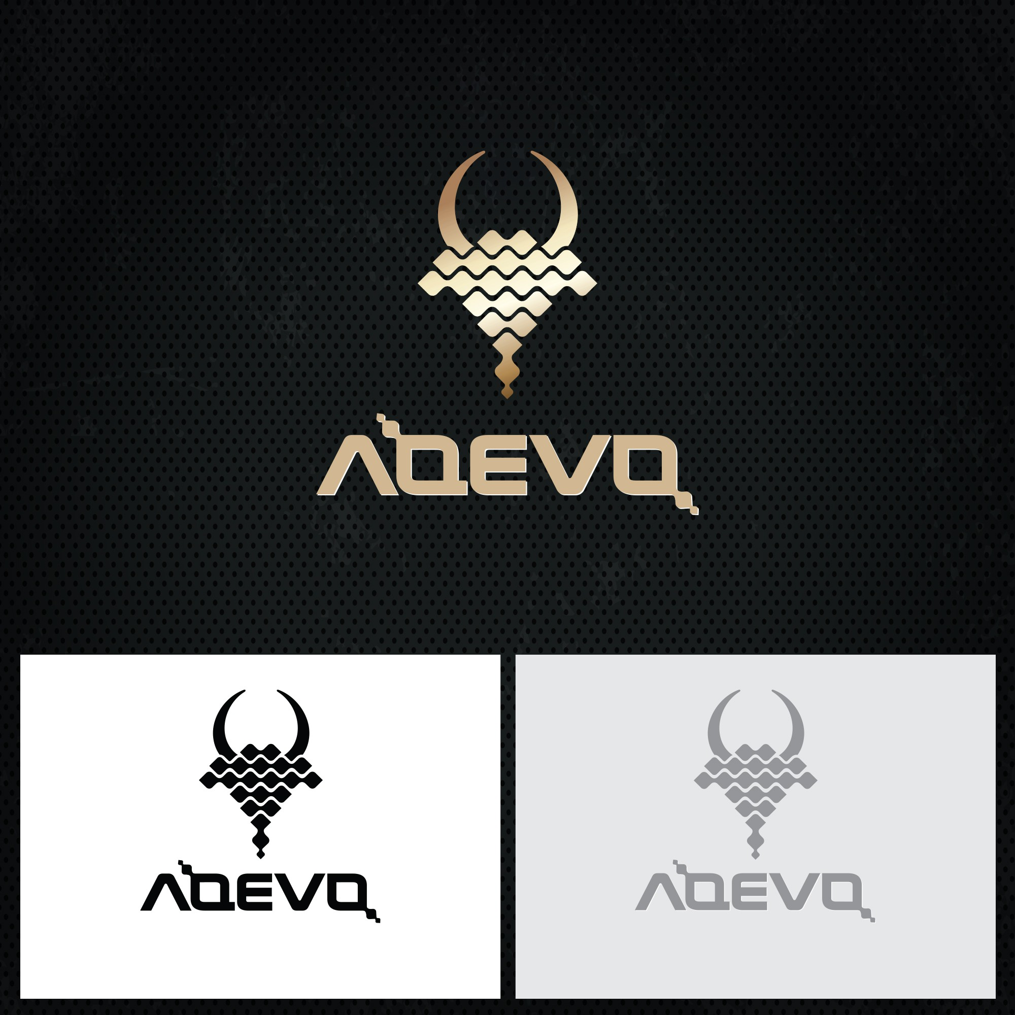 Create a premium logo for our high standard business