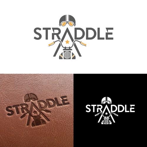 Straddle logo