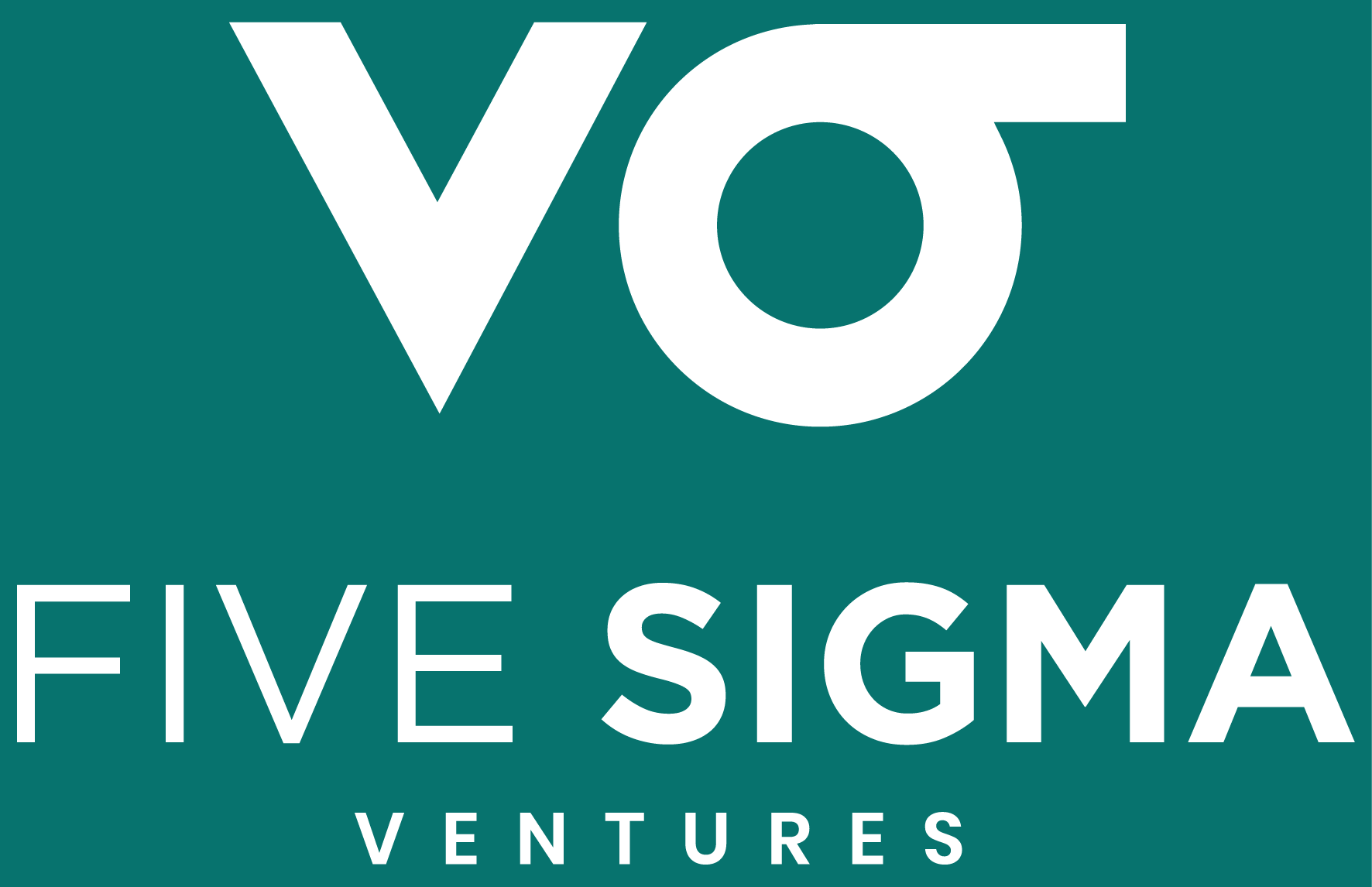 New logo for a Venture Capital firm