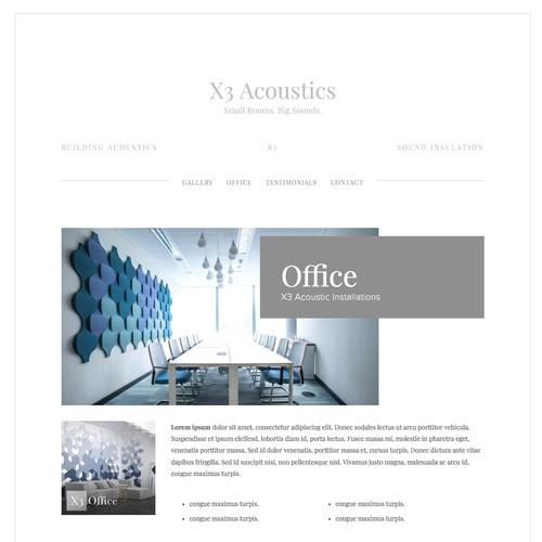 X3 Acoustics Dublin