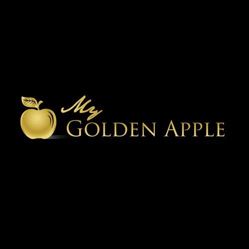 Logo for My Golden Apple
