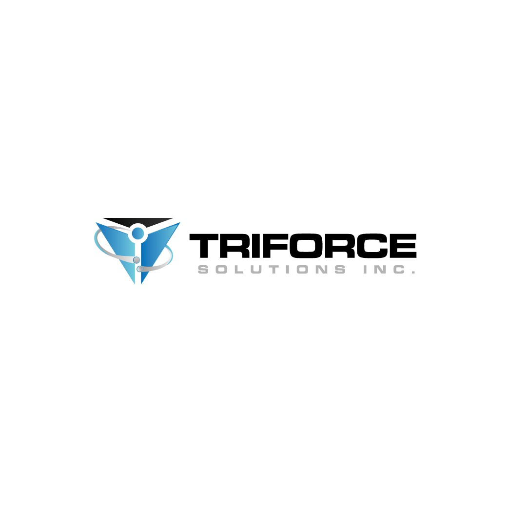 Create the next logo for Triforce Solutions Inc.