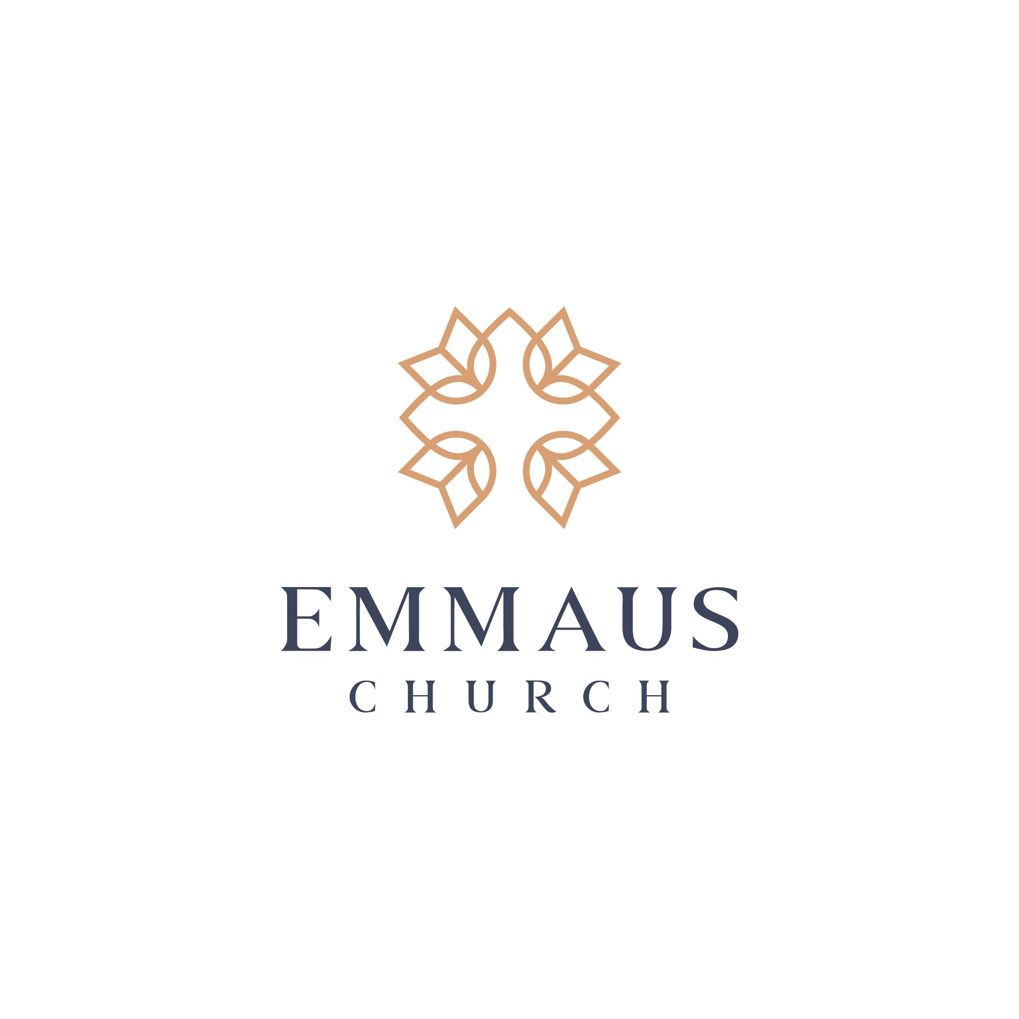 We need a church logo that is simple, timeless.