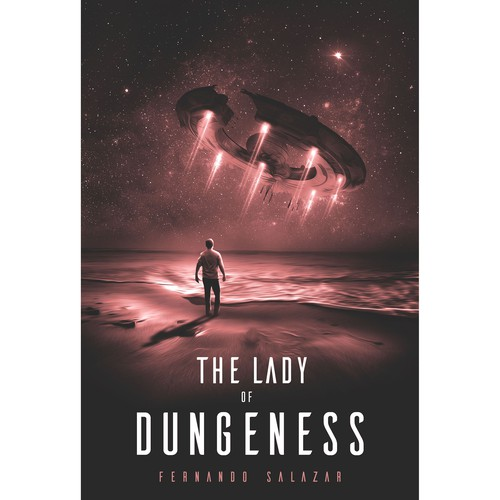 'The Lady of Dungeness' book cover