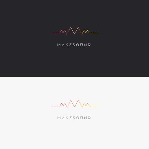 MAKESOUND logo