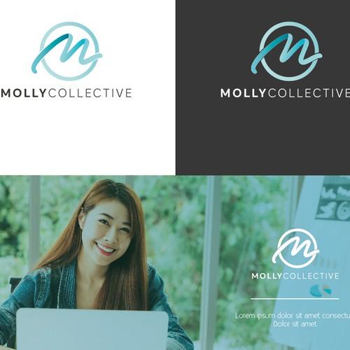 Concepto de logo para consultoría