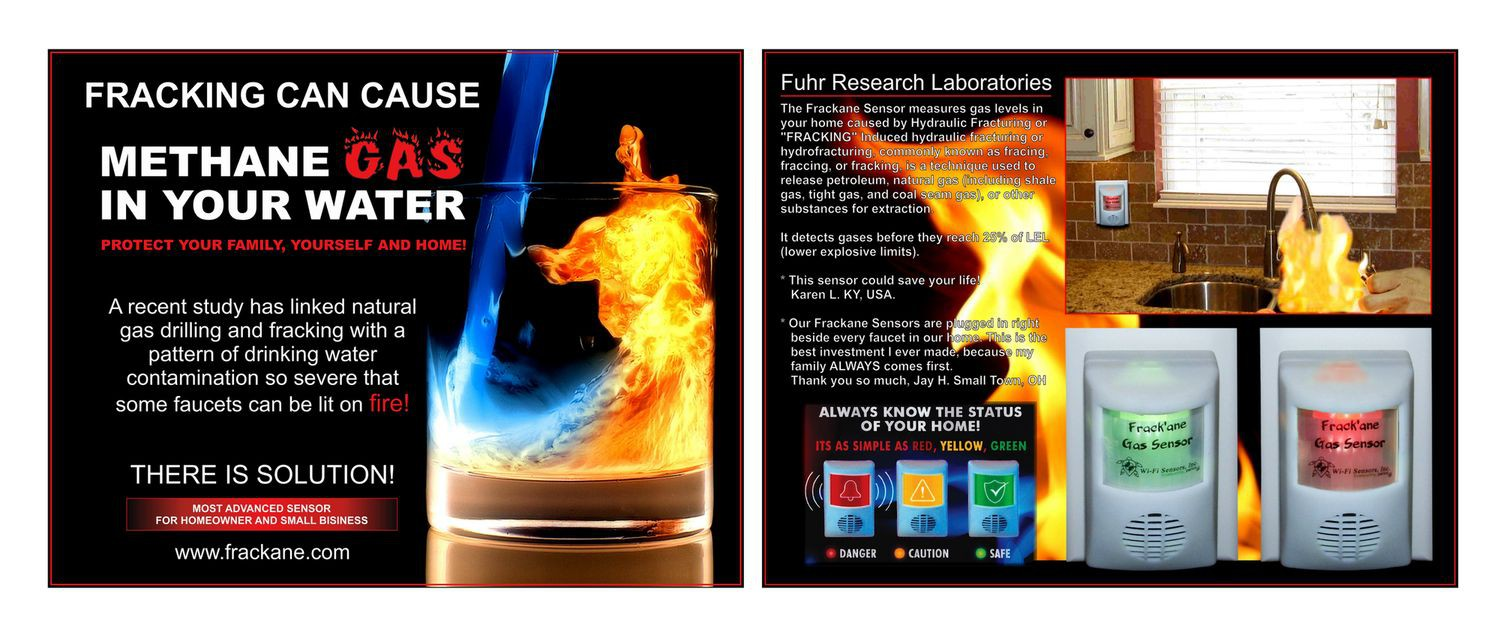 Fuhr Research Laboratories needs a new postcard or flyer