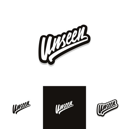 Unseel HandLettering logo Style