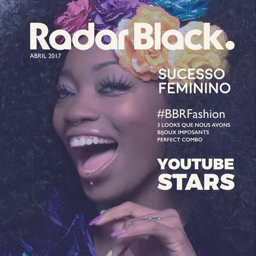 Radar Black magazine cover