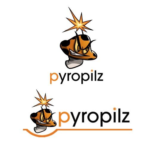 Mascot for Pyropilz