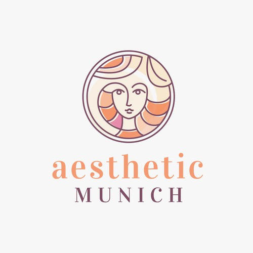 Beauty Logo for aesthetic professional